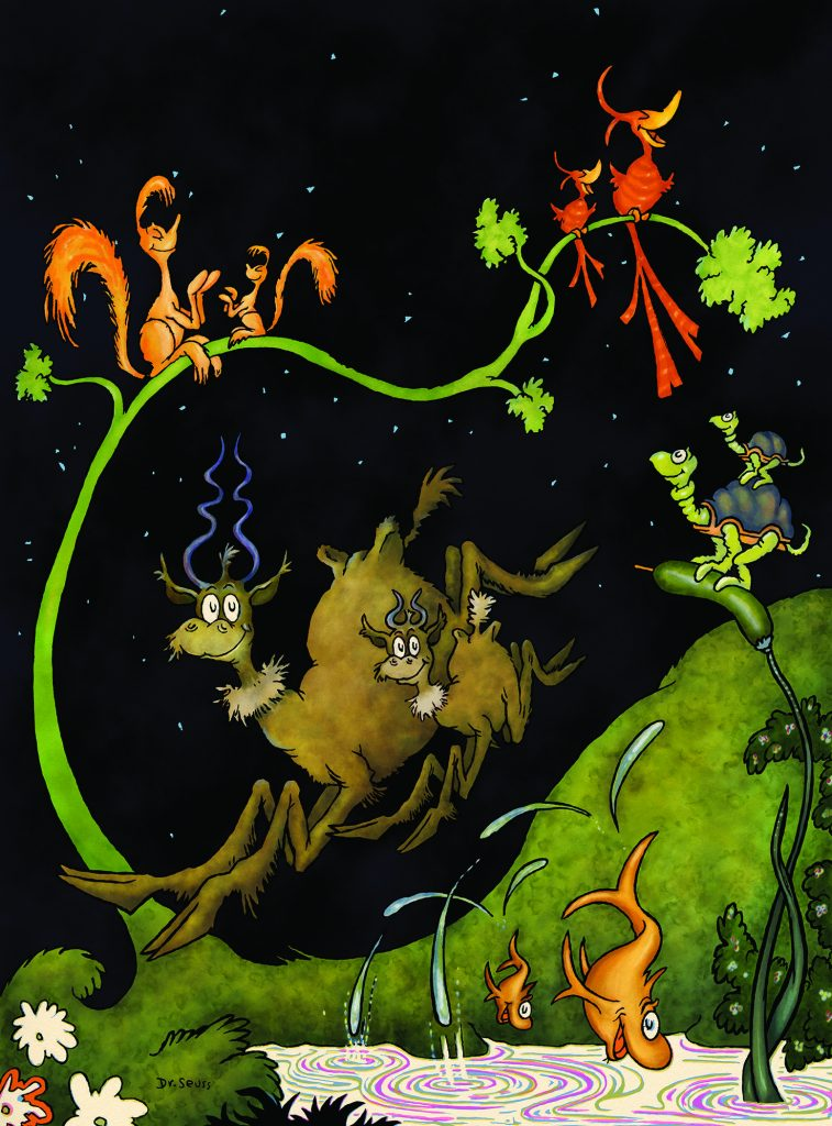 Image: The Art of Dr. Seuss and Liss Gallery