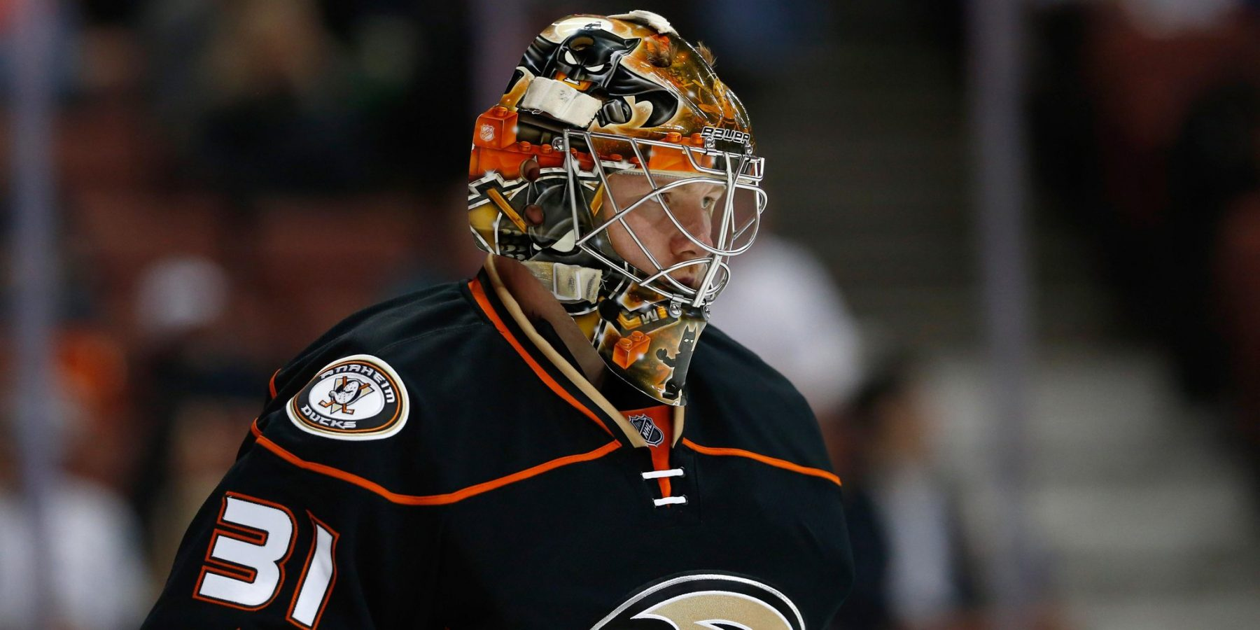 Leafs acquire Frederik Andersen from Ducks, sign him to 5-year contract