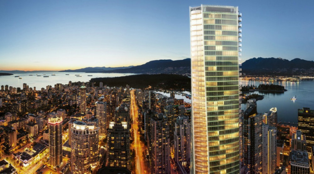 The Trump International Hotel & Tower Vancouver (The Holborn Group)
