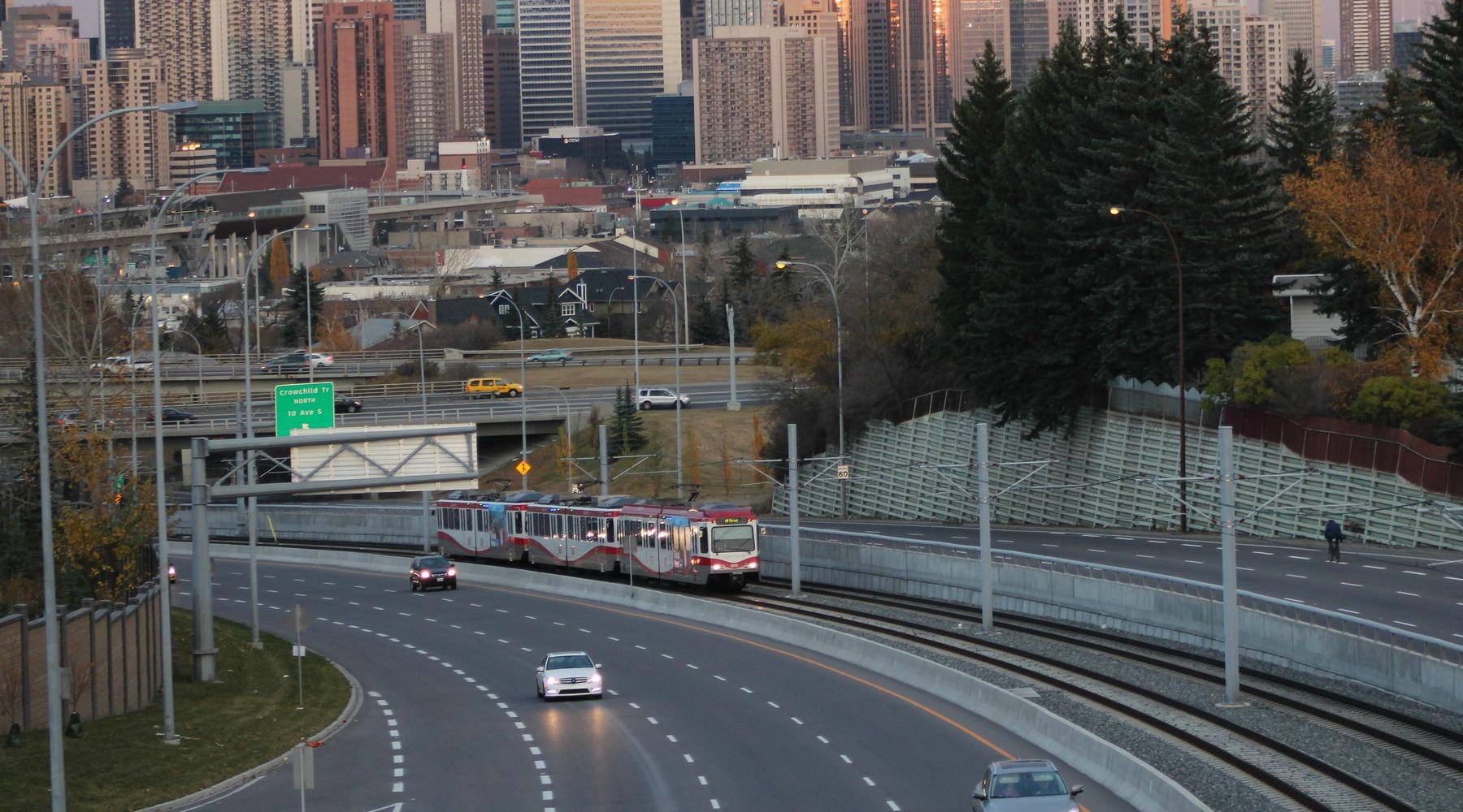 Calgary transit
