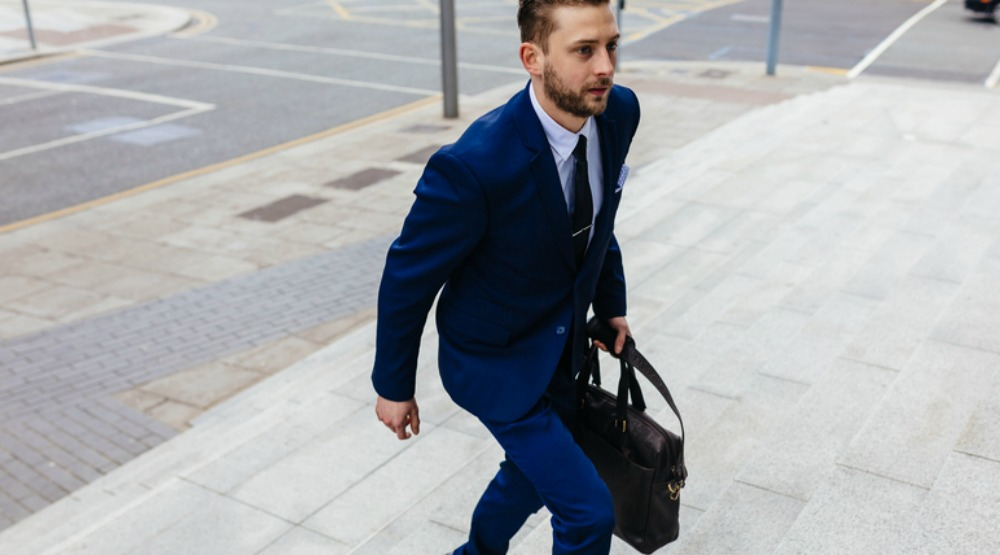 These custom fitted suits will fit you perfectly and take the hassle out of shopping
