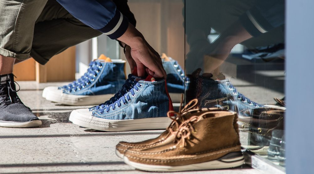5 places to get specialty sneakers in Vancouver