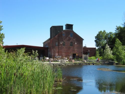 Evergreen Brickworks