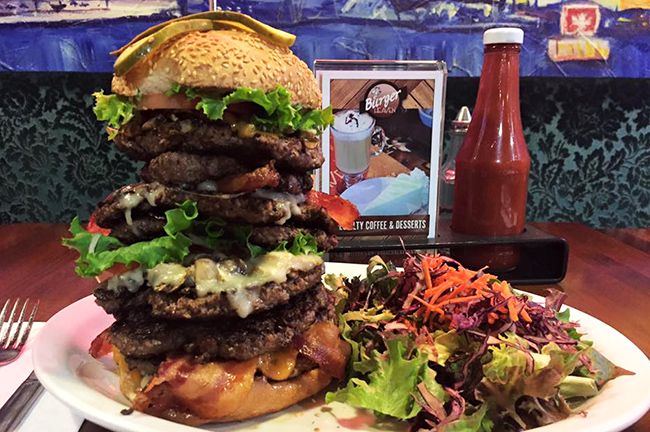 Burger Heaven / Facebook