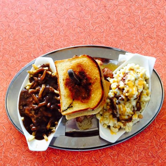 Lucy's Eastside Diner / Facebook