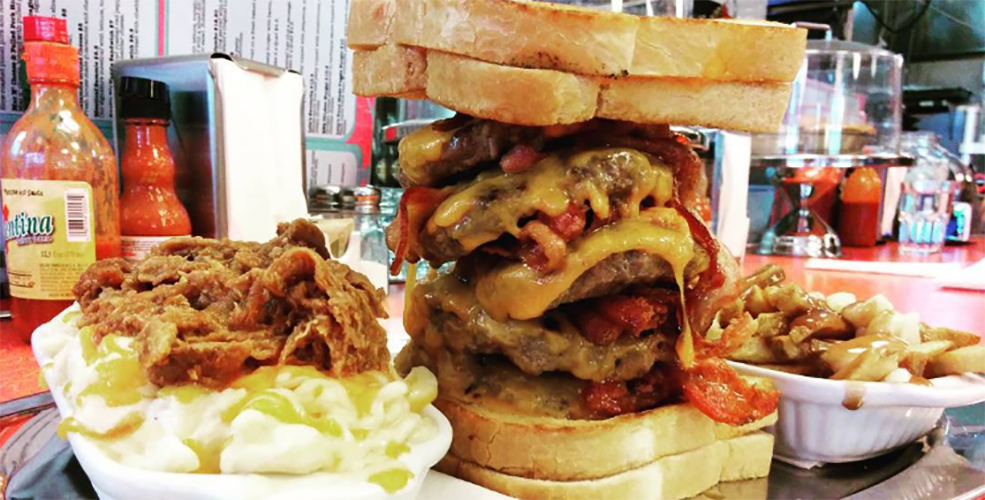 8 epic food challenges in Vancouver