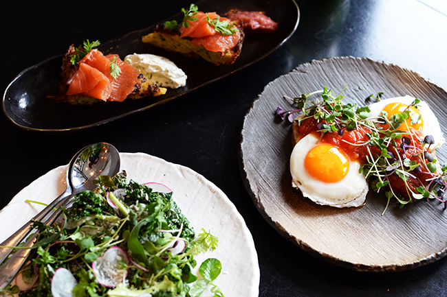 Harvest-style brunch at Mission (Jess Fleming / Daily Hive)