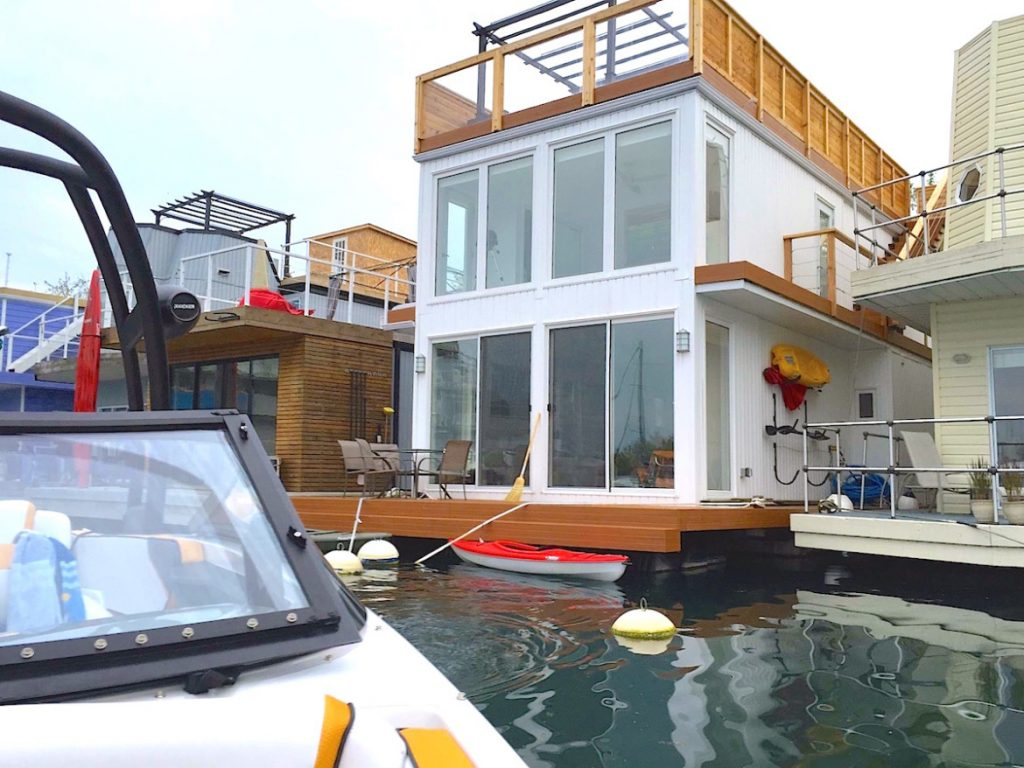 Floating Houses Toronto