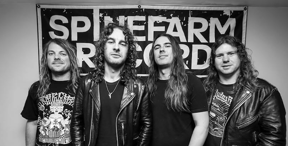 Airbourne Vancouver 2016 concert at the Commodore Ballroom