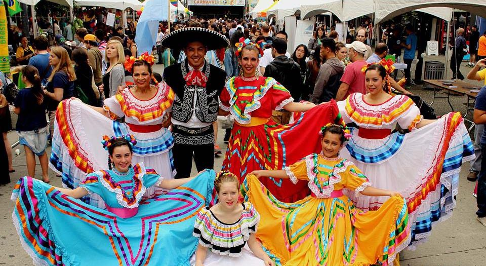 Carnaval del Sol invites Vancouver to eat, play and live Latin America