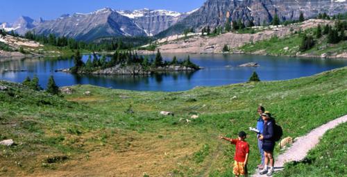 Image: Sunshine Meadows Banff
