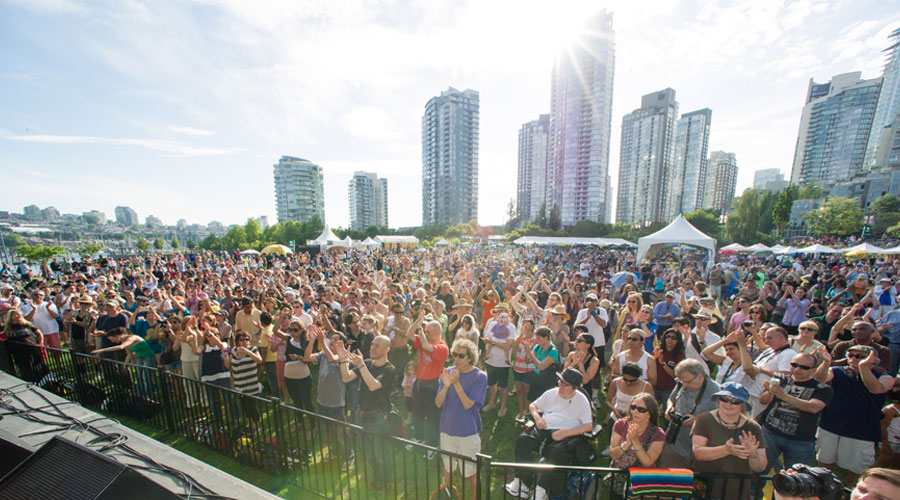 5 must see free outdoor concerts for Canada Day long weekend