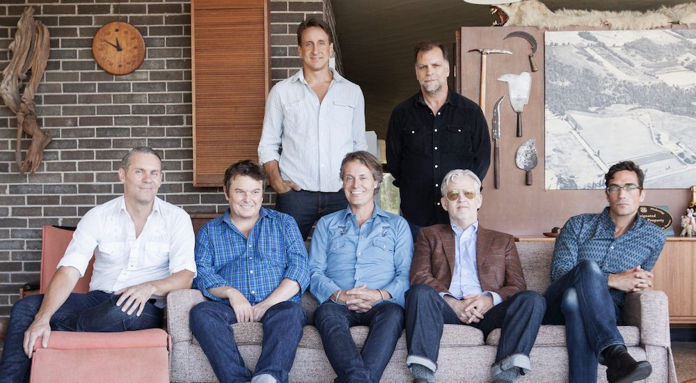 Blue Rodeo 2016 concert in Banff this summer