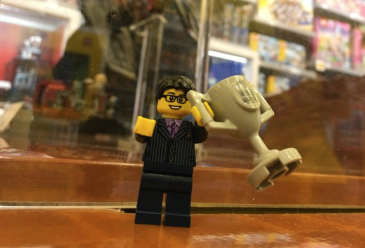 Mayor Nenshi is available in Lego form