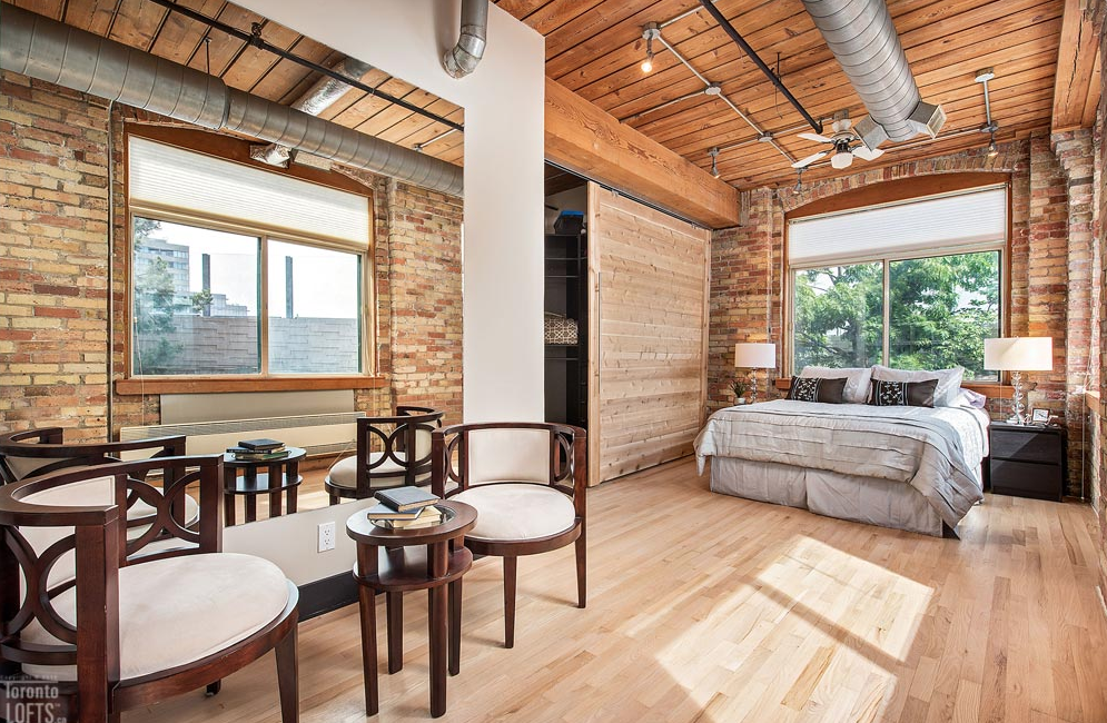 Open House A Stunning Parkdale Loft For Under 500 000 Daily Hive Toronto