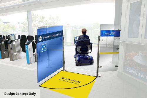 skytrain fare gate sensors disabled 2