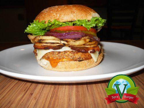 Image: Tera V Burger