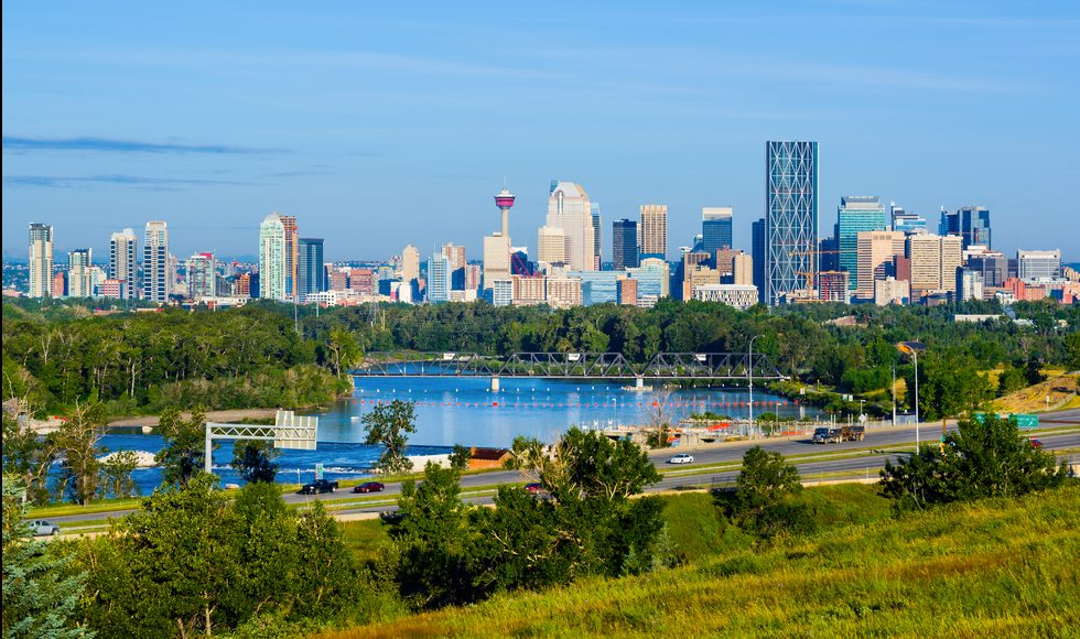 Calgary named one of this summer's top travel destinations