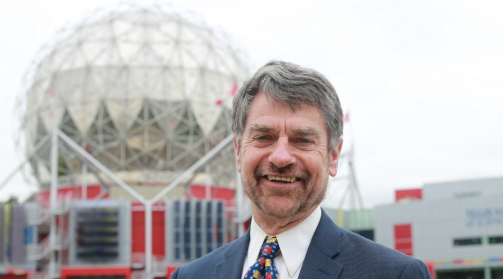 Interview: Science World's retiring CEO and president tells us why we should care about science