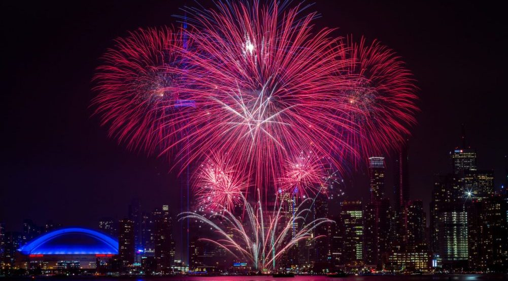11 Canada Day Toronto 2016 events and fireworks
