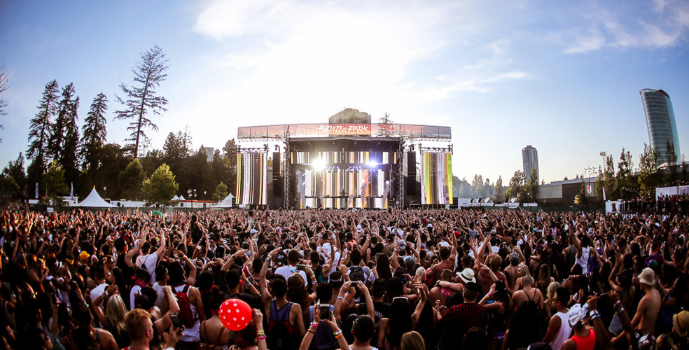 FVDED In The Park releases official festival app