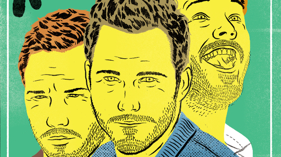 There is a Chris Pratt colouring book and it's everything you've ever wanted