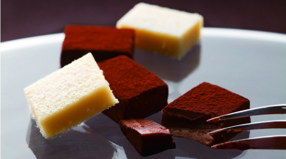 Japanese brand Royce' Chocolate debuts in Vancouver