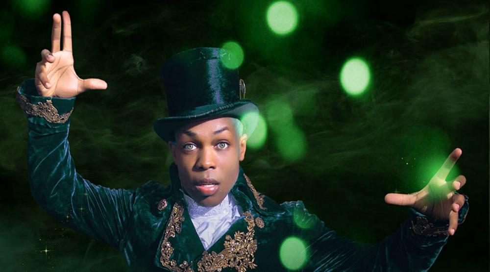Win 2 meet and greet passes for Todrick Hall's 'Straight Outta Oz' Vancouver show (CONTEST)