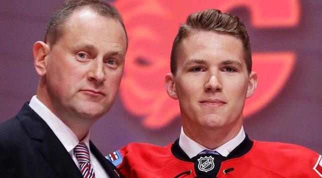 Flames draft 9 players at productive 2016 NHL Draft