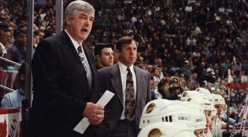 Pat Quinn to be inducted into Hockey Hall of Fame