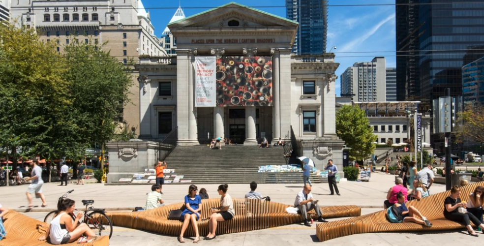City of Vancouver launches public consultation on future of Robson Square