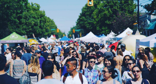 21 photos of Vancouver's Greek Day 2016