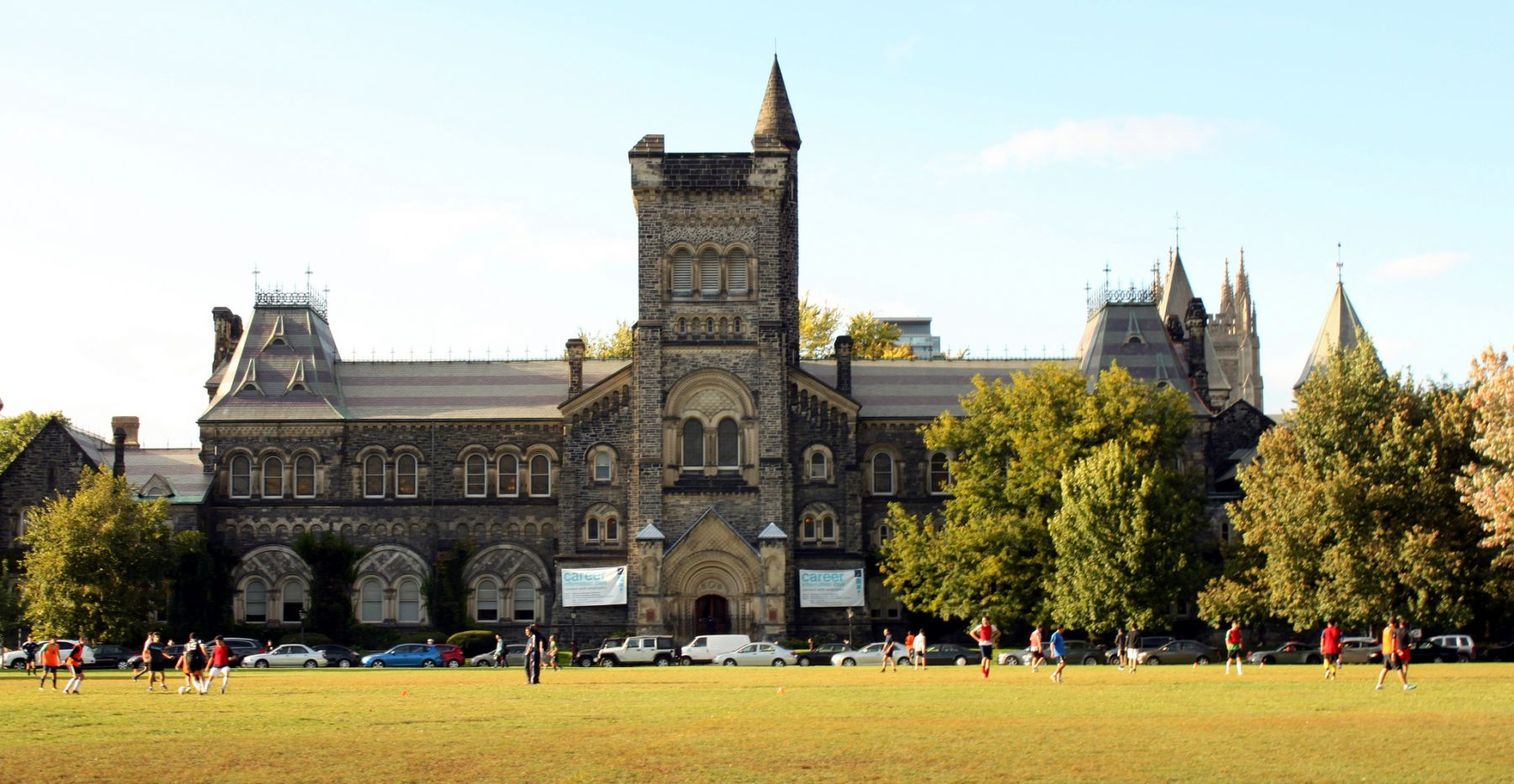 U of T ranks as the best university in Canada
