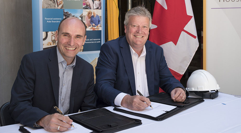 Canada to invest extra $150 million in affordable housing in BC