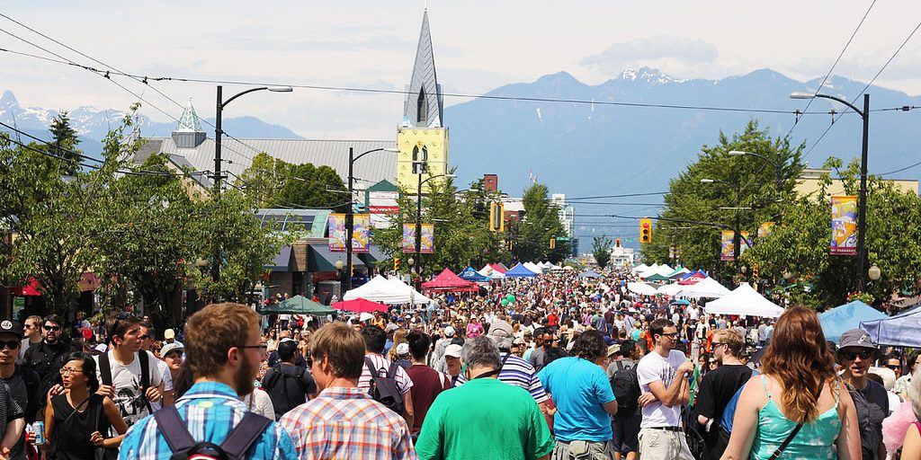 Main Street named one of the coolest streets in North America