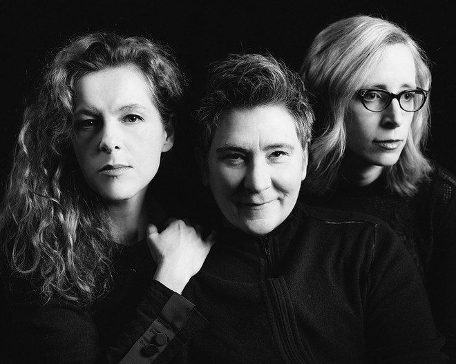 Neko Case, k.d. lang and Laura Veirs (Jason Quigley)