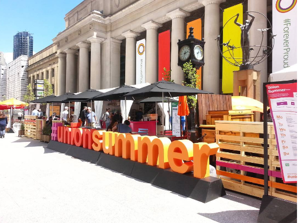 Union Summer kicks off 70 straight days of gourmet street food