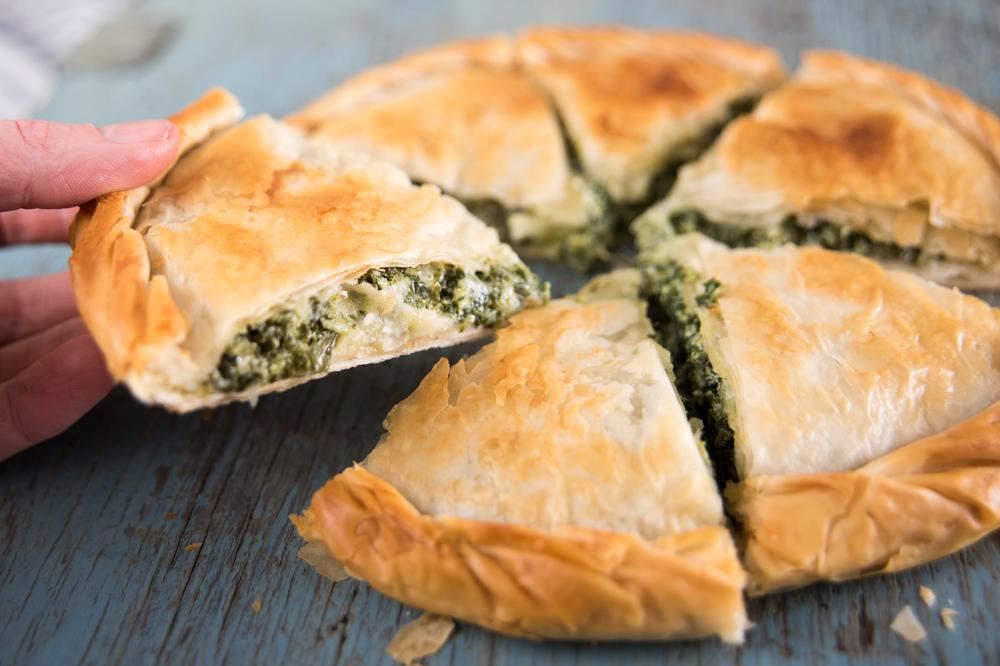 Greek Food / Shutterstock