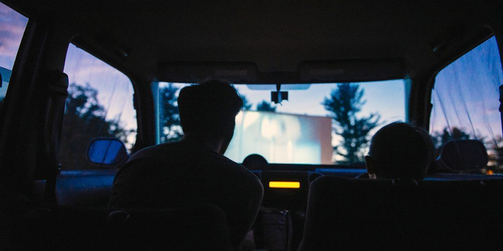 This Mississauga mall is hosting a drive in movie event this weekend