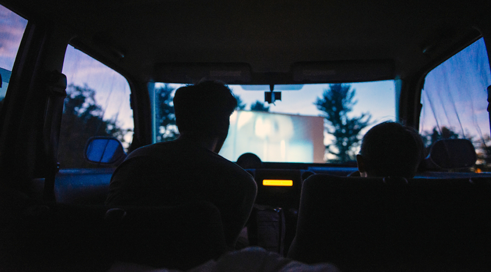 Free Metro Vancouver drive-in outdoor movie series returns this summer