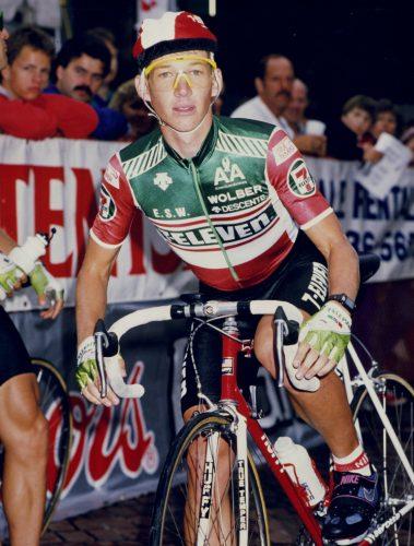 1988 race winner, Brian Walton.