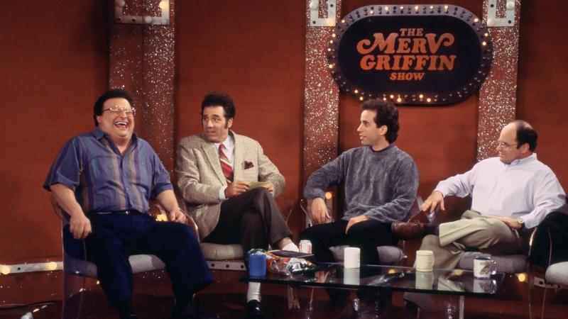 Seinfeld pop up bar