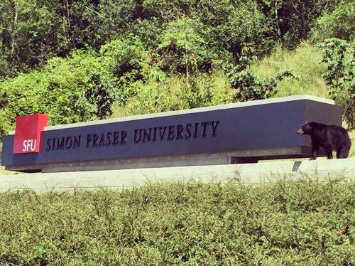 Facebook / Simon Fraser University