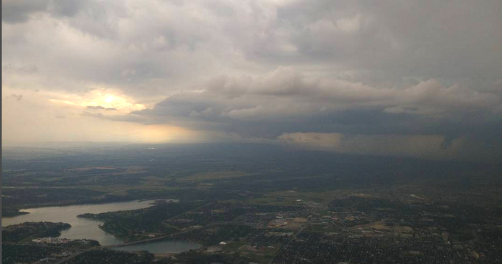 Severe thunderstorm watch in effect for Calgary and surrounding areas (PHOTOS)