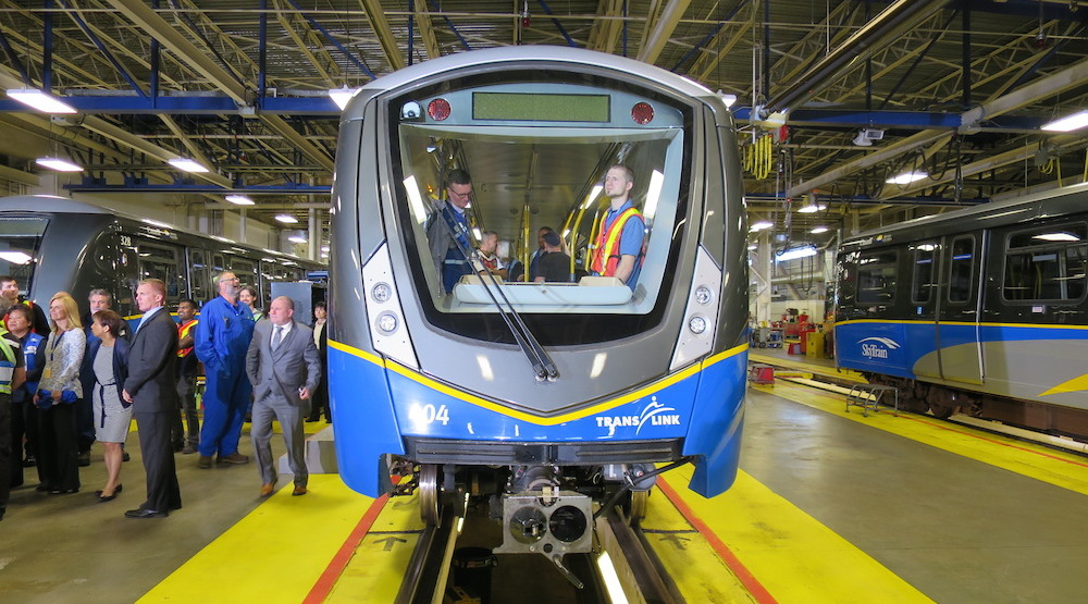 Vancouver's SkyTrain technology is not proprietary, says Bombardier