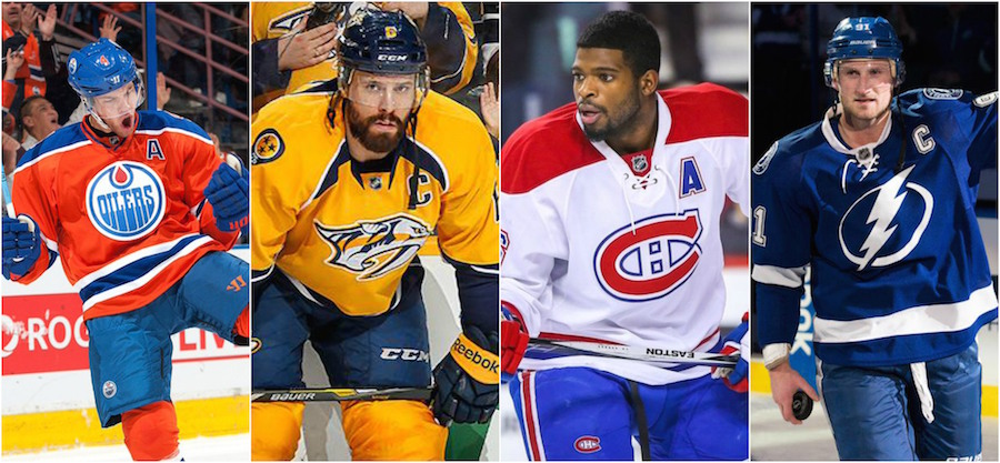 32 crazy minutes: Here's WTF happened in the NHL today