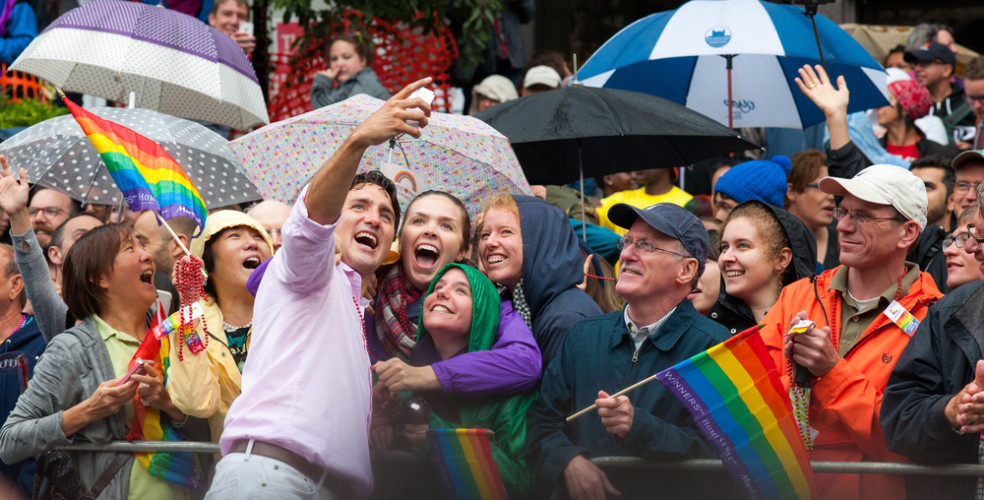 Justin Trudeau to march in Vancouver Pride Parade