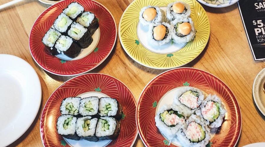 Kinjo sushi calgary
