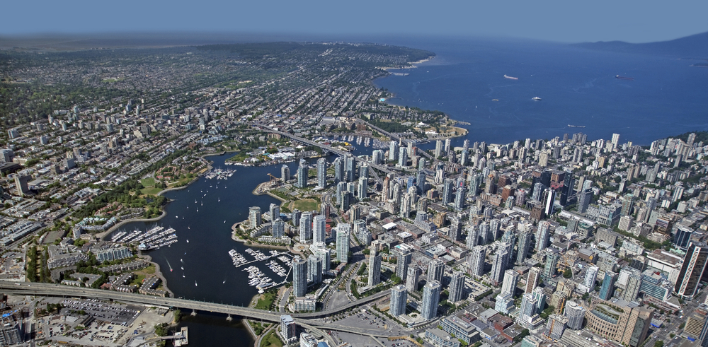 Image: Vancouver aerial / Shutterstock