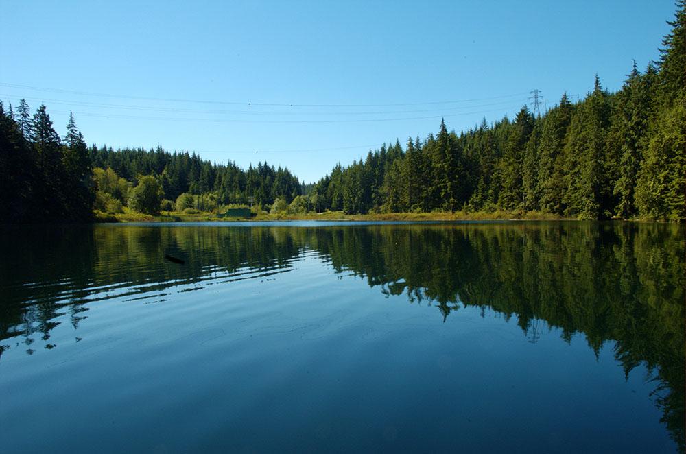 Sasamat Lake (Pete/Flickr)